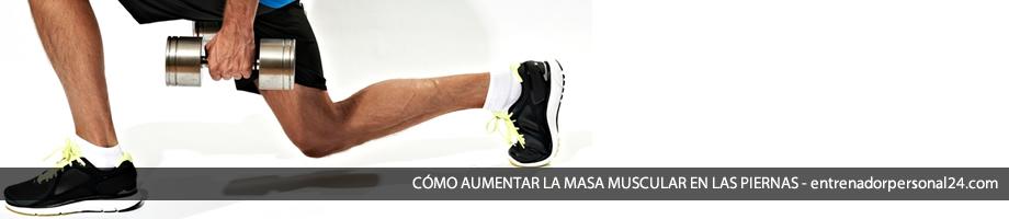 Entrenamiento de piernas ¿Qué ejercicios realizar?