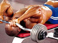 ejercicio press-frances-en-banco-plano