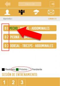 2-selecionar grupo muscular proximo
