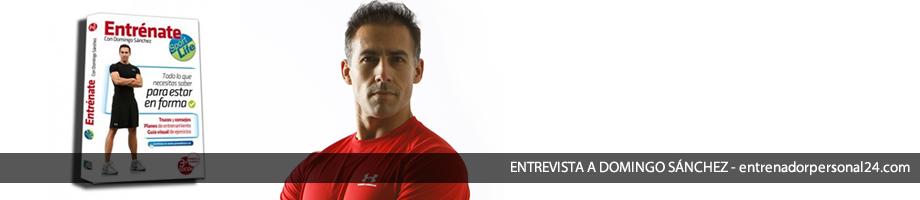 Entrevista a Domingo Sánchez de Prowellness