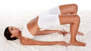 Elevación de caderas para ejercicios de gluteos