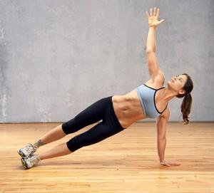 ejercicios isometricos para perder peso en casa