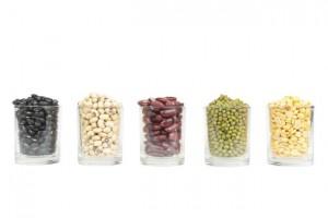 legumbres con proteinas