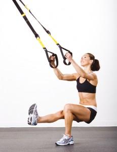 trx ejercicios para entrenar las piernas