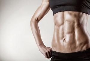 cuerpo trabajado con dietas para definir y musculacion