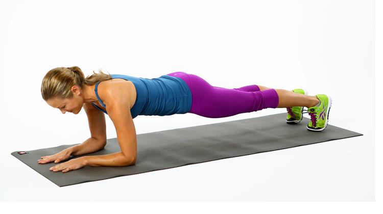 abdominales hipopresivos plancha