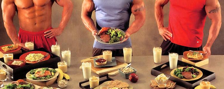 dietas para ganar masa muscular aumento peso