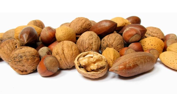 dietas para perder peso frutos secos