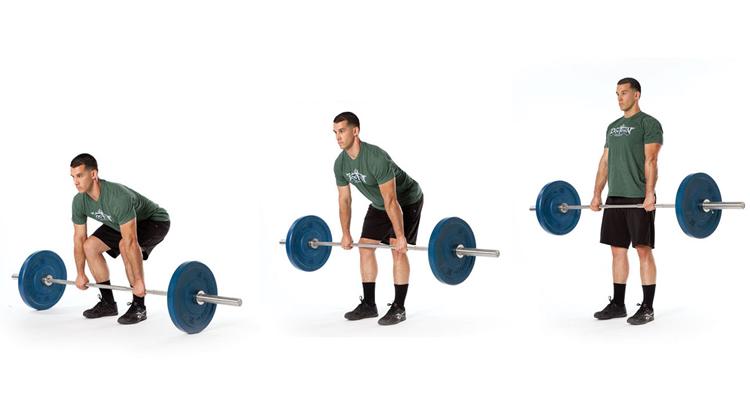 entrenamiento espartano peso muerto