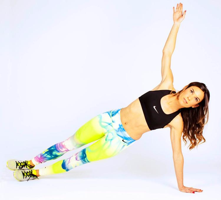 entrenamiento funcional plancha