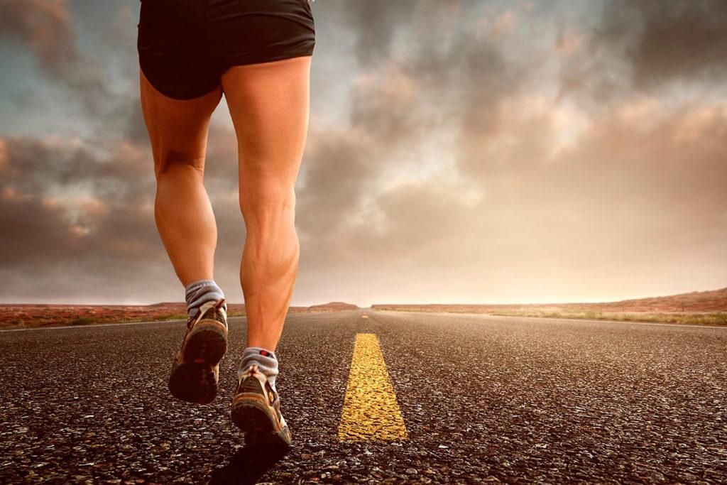 entrenador personal en Girona corriendo
