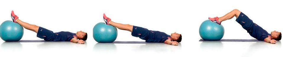 ejercicio de flexión para biceps femoral