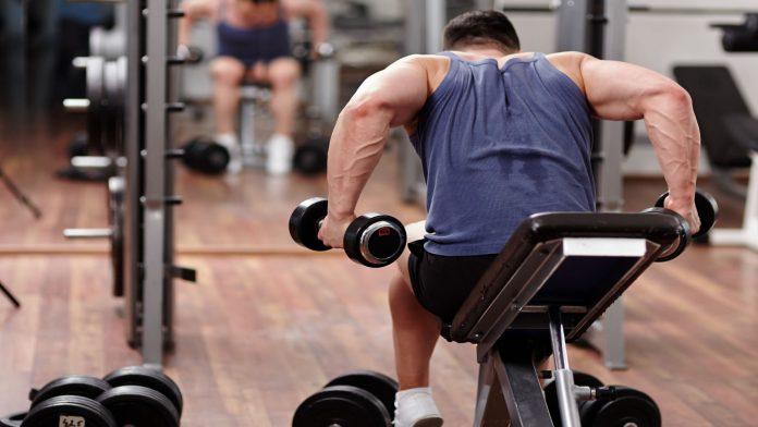 ejercicios deltoides posterior