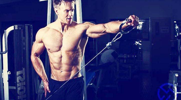 ejercicios para deltoides y trapecio