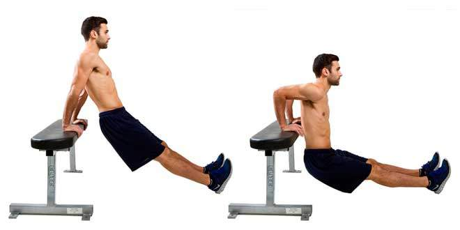 Mejores ejercicios para bíceps en casa
