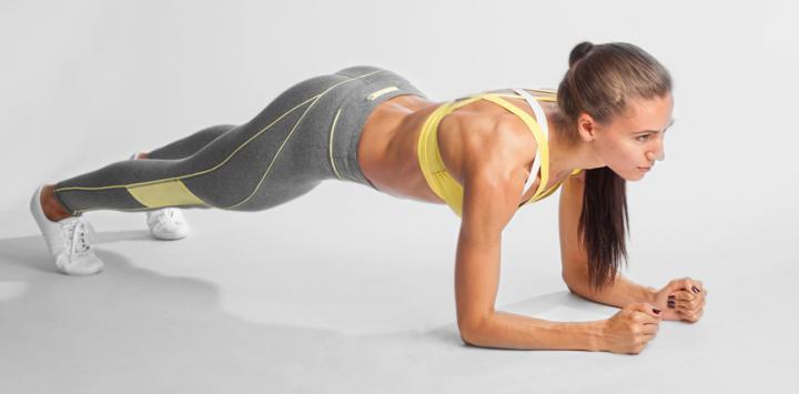 Los mejores ejercicios en casa para trabajar abdominales