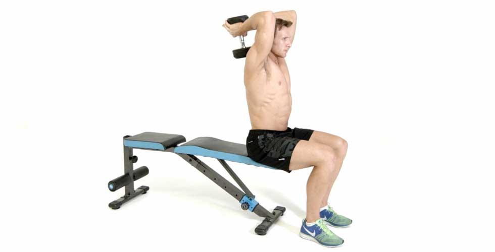 mejores ejercicios para tríceps en casa