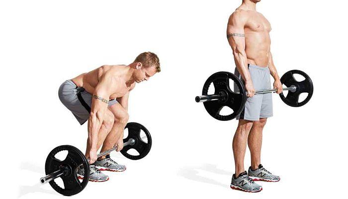 ejercicios para hipertrofia de espalda